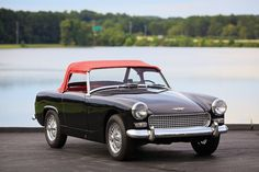 1963 Austin Healey Sprite Mark II