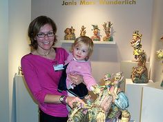 Janis Mars Wunderlich featured in Who Does She Think She Is?