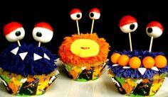 Halloween cupcakes idea