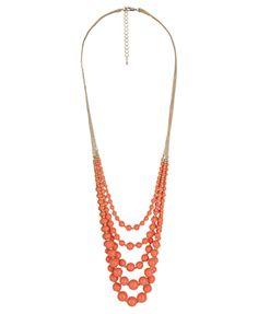 Beaded Feminine Necklace