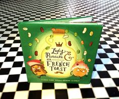 Lady Pancake & Sir French Toast race through a fridge filled with lessons. Little Kids' Book Club #11. Click here and learn more.