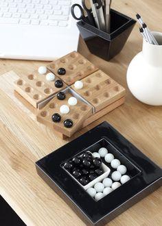 lisbet e.: a game of pentago