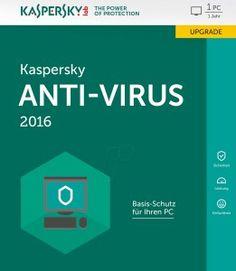 Kaspersky Antivirus 2016, 2013 Crack + Setup Free Download