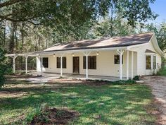 Country living at its best and just minutes from Denham Springs. This spacious 4 bedroom 2 12 bath home is situated on approximately 4.05 acres of tree shaded land. The living areas feature wood flooring throughout with tile flooring in the kitchen and bath areas. The spacious living room features a wood burning corner fireplace to cozy up to for a little extra warmth on those cold days. The breakfast area is in a bay window setting just off the kitchen. The kitchen features white…