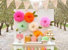 DIY & Feest Styling | Bloemen van tissue papier maken • Stijlvol Styling - Woonblog