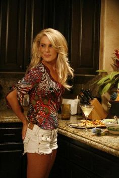 Gretchen. Real Housewives of OC