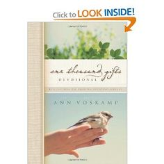 One Thousand Gifts Devotional: Reflections on Finding Everyday Graces (One Thousand Gifts Journal)   $10.19