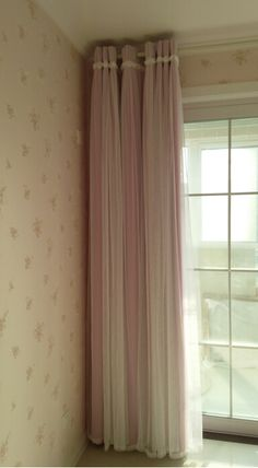 Mirror for room: 75 ideas and how to choose the ideal - Home Fashion Trend Rose Gold Lamp, Triple Room, Pink Shower Curtains, Mirror Hangers, Pink Showers, Princess Room, Shabby Chic Bedrooms, Bed Wall, Houses