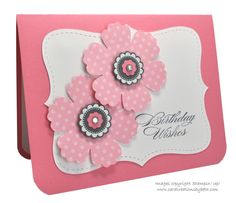 A Round Array Birthday by mcalexab - Cards and Paper Crafts at Splitcoaststampers