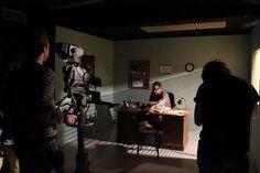 Film shoot.