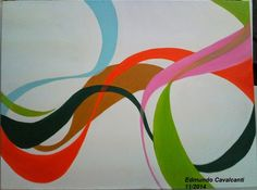 """Pinturas e Poesias - A arte de Edmundo Cavalcanti: """"Sinfonia das cores"""" -OST  - 60-80"""