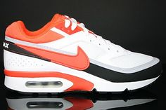Nike Air Classic BW Men's Shoes White Black Grey D'orange HOT SALE! HOT PRICE!