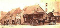 Market St,Sydney in 1875.