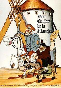Vintage Comics, Vintage Toys, Man Of La Mancha, Dom Quixote, Impossible Dream, Good Old Times, Art Nouveau Architecture, Retro Cartoons, Infancy