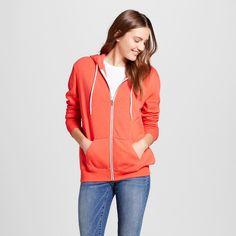 Women's Zip Up Sweatshirt