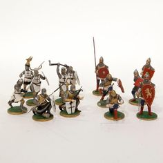 Antique Toy Soldiers - No. 2