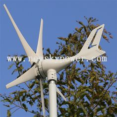 small wind turbine mini wind turbine home use marine roof 12v 24v 48v 300w600w800w1000w1500w1600w2000w3000w Wind turbine, View small wind turbine, NEWSKY Product Details from Qingdao Commercial Energy Electronics Co., Ltd. on Alibaba.com