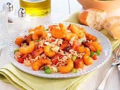 Popcorn Shrimp Jambalaya