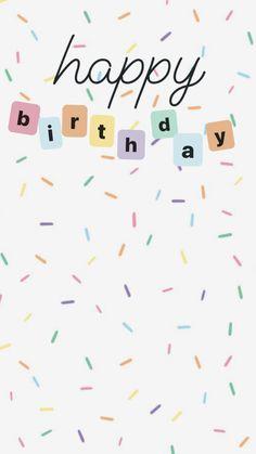 Happy Birthday Template, Happy Birthday Frame, Happy Birthday Posters, Happy Birthday Wallpaper, Birthday Posts, Instagram Photo Editing, Creative Instagram Stories, Instagram Blog, Instagram Story Ideas
