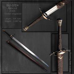 Du-Sith Longsword- by Jake Powning     http://powning.com/jake/swords/#