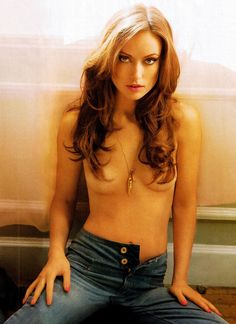 Olivia Wilde    Maxim #1 May 2009