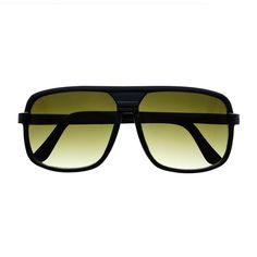 Retro inspired flat top style aviator sunglasses in black or tortoise color square frame. Sunglasses dimensions: Frame Height: 50mm Frame Width: 145mm