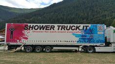 Shower truck Trucks, Shower, Vehicles, Rain Shower Heads, Truck, Showers, Car, Vehicle, Tools