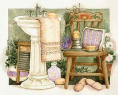 bathroom paintings 1000 images about diane knott art on pinterest bathroom images ideas