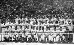 Equipo de Los Leones del Caracas de la Serie del Caribe 1973: Archivo Fotográfico/Cadena Capriles
