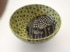 sgraffitto pottery - Bing images