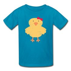 Easter Chick - Kids' T-Shirt