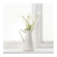 SMYCKA Artificial flower, Baby's breath, white