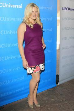 Katherine McPhee looks smashing at NBC Universal Summer Press Day