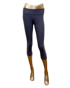 Quilted Capri Legging - Beyond Yoga