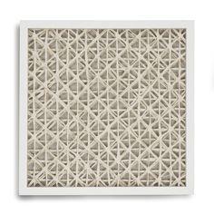 Abstract Paper Framed Art [ZEN22165D] - $135.00 : zentique.com - The best online funiture store, The best online funiture store