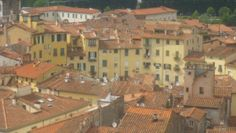 Lucca, vu du campanile