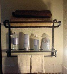 Bathroom Hand Towel Holders Accessories Catalog Gift Hammer By Master Blacksmith