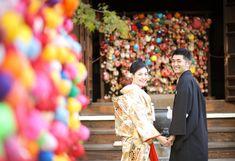 オフィシャル・ブライズ NO.9 piggyさん | ウエディング | 25ans(ヴァンサンカン)オンライン No 9, Wedding Kimono