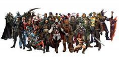 Who is your favourite character in any video game?