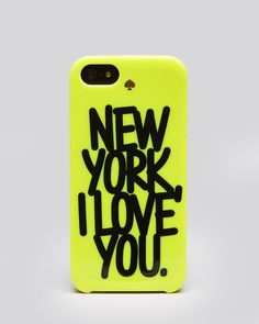 Kate Spade Ksny x darcel new york I love you resin iPhone 5 case - ShopStyle Tech Accessories I Love Ny, Love You, Computer Accessories, Tech Accessories, Iphone 4s, Iphone Cases, Apple Iphone, Kate Spade Iphone, 5s Cases