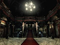Today is July 2018 and in the same date back in the events of the original Resident Evil took place. Let's take a look back in time on how Resident Evil terrified gamers worldwide and became one of the most successful video-game franchises of all time. Resident Evil Hd Remaster, Resident Evil Video Game, Constantin Film, Darkside, Hotel Transylvania, Gothic House, House On A Hill, Haunted Mansion, Monster Hunter