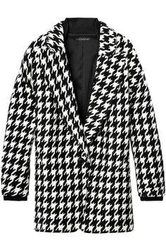 Shop the Trend: High Contrast. Theory coat, $1,060. shopBAZAAR.com