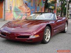 2003 Chevrolet Corvette 50TH ANNIVERSARY CONVERTIBLE #chevrolet #corvette #forsale #canada