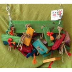 Toys, Toys, made in south africa Extra Large Mega-Boredom Buster Boredom Busters, Bird Toys, Pet Toys, South Africa, Christmas Ornaments, Pets, Holiday Decor, Accessories, Christmas Jewelry