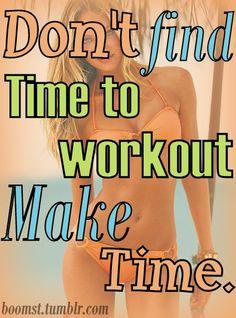 Make Time.