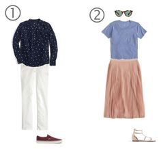 """""""Ready for spring"""" by sheila-18 ❤ liked on Polyvore featuring J.Crew"""