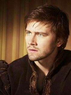 Torrance Coombs ugh those eyes!!! Wish his show was on everyday. Love Reign.