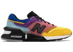 New Balance Shoes Men, New Balance 997, New Balance Sneakers, Sneaker Store, Sneaker Bar, Nb Shoes, Suede Shoes, Nike Basketball Shoes, Sports Shoes