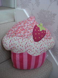 Cupcake cushion by NEXT