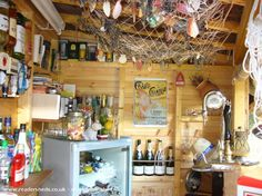 The Beach Bar, Pub/Entertainment from Shropshire owned by Nigel Hemmings Man Shed Bar, Garden Bar, Garden Sheds, Shed Of The Year, Pub Sheds, Backyard Bar, Lake Cabins, Garden Buildings, Beach Bars